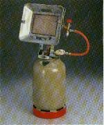 Riscaldamento for Stufa a gas catalitica o infrarossi